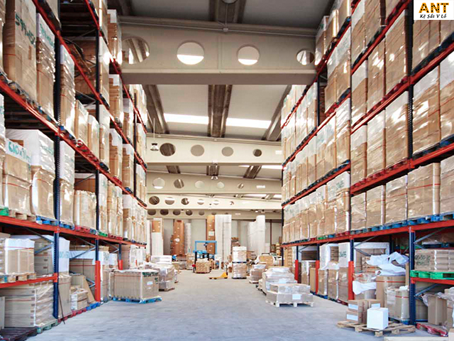 Địa chỉ cung cấp kệ kho hàng chất lượng nhất TPHCM