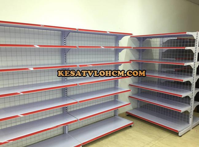 Nên mua kệ siêu thị ở đâu tại TPHCM?