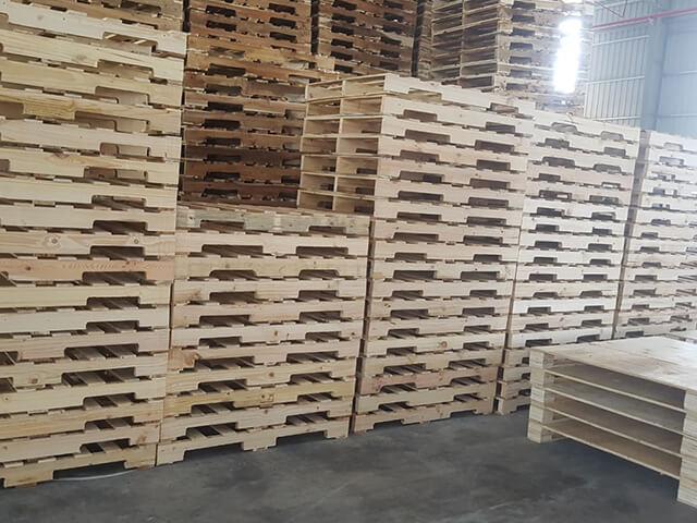 tiêu chuẩn của Pallet gỗ
