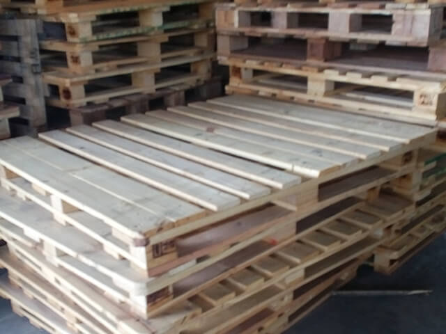 kích thước Pallet gỗ theo ngành