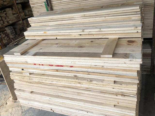 lựa chọn kích thước Pallet gỗ