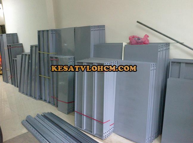 Những loại sắt v lỗ đa năng phổ biến trên thị trường